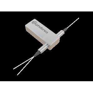 1x2 Mechanical Multi-mode Fiberoptic Switch