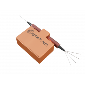 1x4 Mechanical Single-Mode Fiberoptic Switch