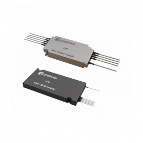 Compact package CWDM